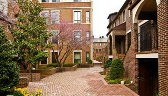 Bishop's Gate 2 BR 2 BA Condo with Garage Parking Dupont DC