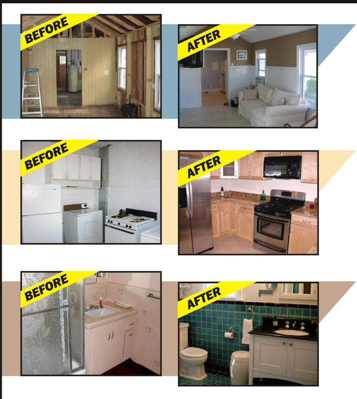 Remodel Your San Diego Home Using An FHA 48k Loan Simple Home Remodeling Loan Remodelling