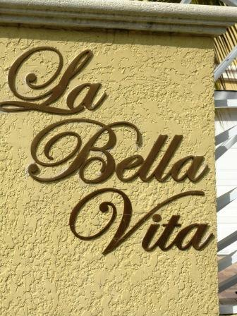 La bella Vita treasure island