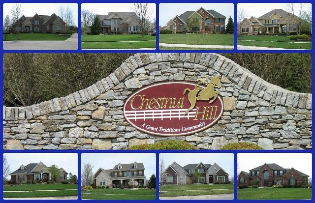 Chestnut Hill community of Mason Ohio 45040