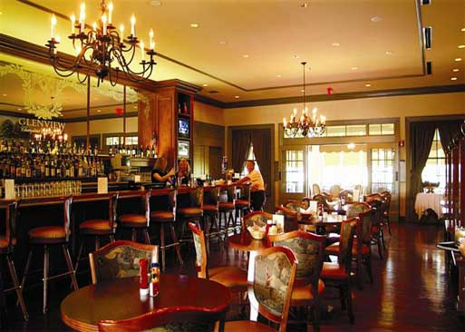 Glenview Country Club Restaurant Villages Florida