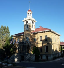 Sonora Downtown Court House