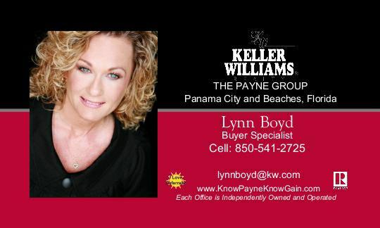 Lynn Boyd Biz card