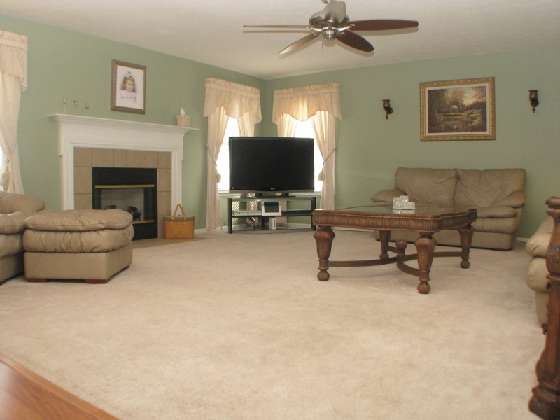 Orchard Glen Pataskala Ohio,120 Crabapple Ln.,View of Great Room