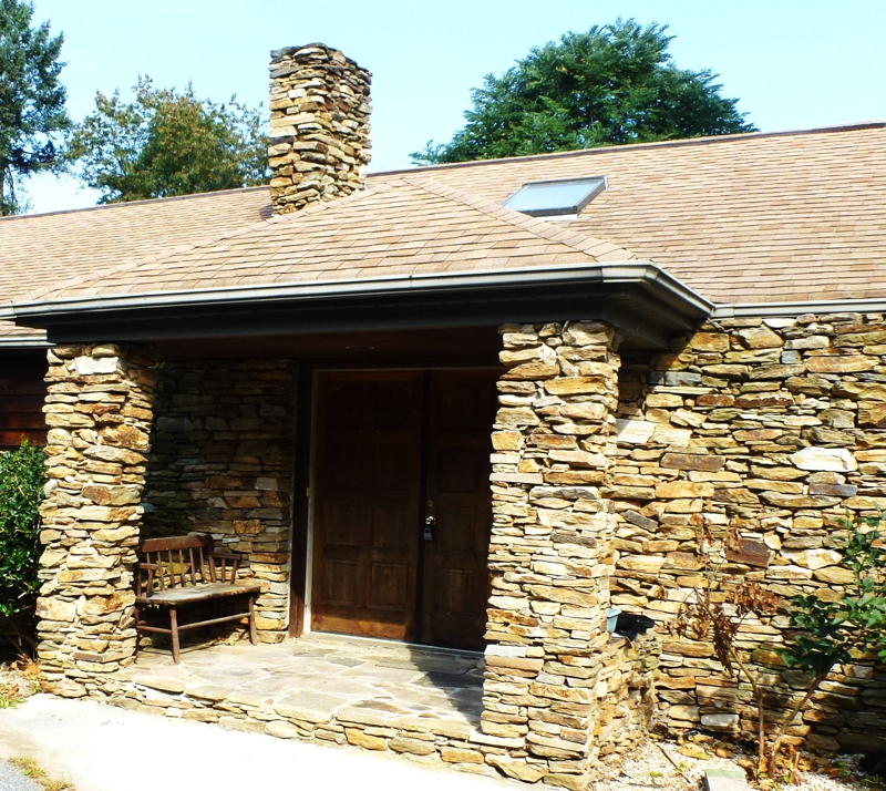 Front Door Entry 12325 Falls Rd. 410-530-2400