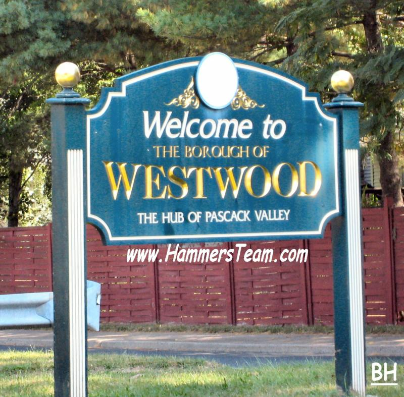 Welcome To Westwood NJ