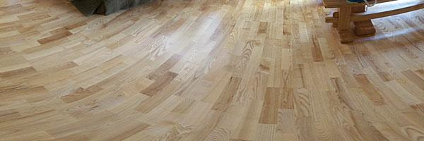 wood flooring detail
