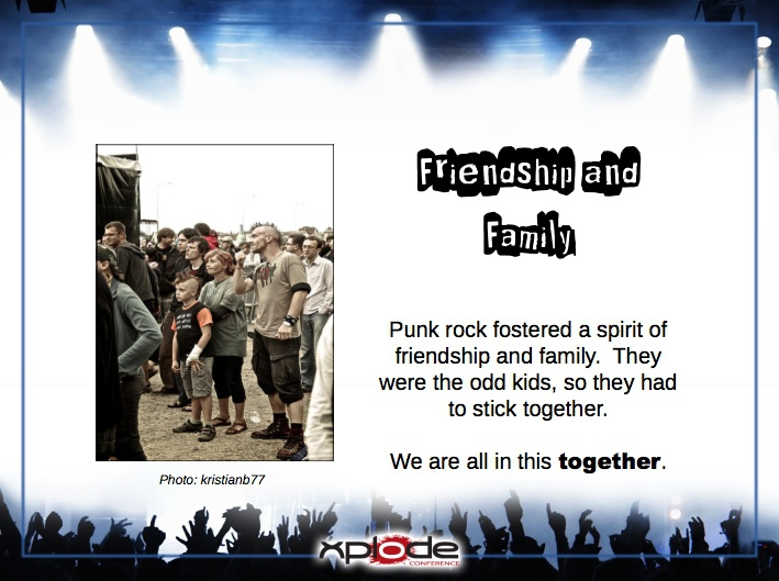 Punk Rock and the New Agent - Friendship and Family - Xplode Austin