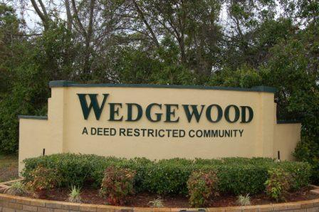 Grand Island FL Wedgewood