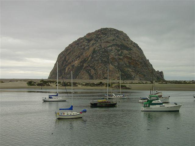 How many hooks do you put in the water for Deep sea fishing morro bay