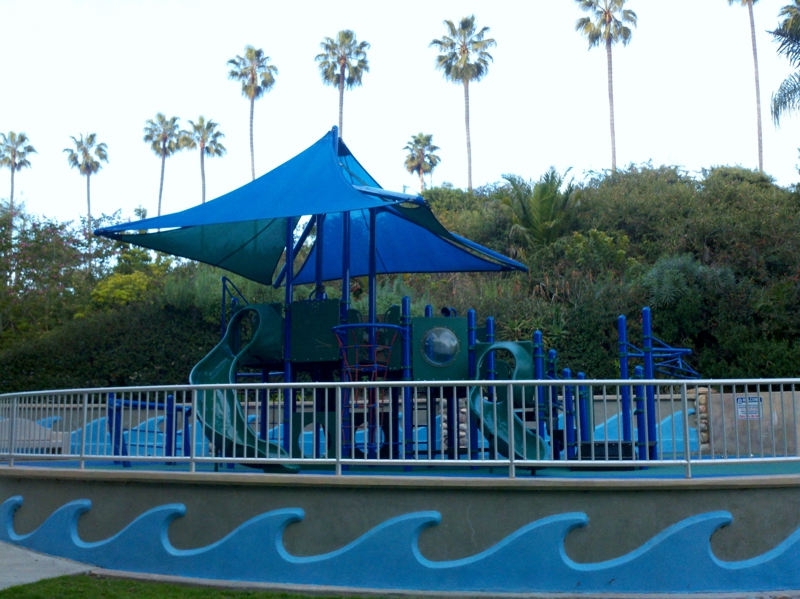 Cliff Drive Park Playground