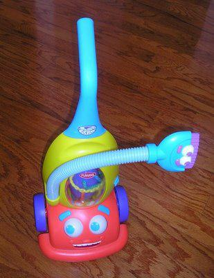picture of child's toy vaccuum