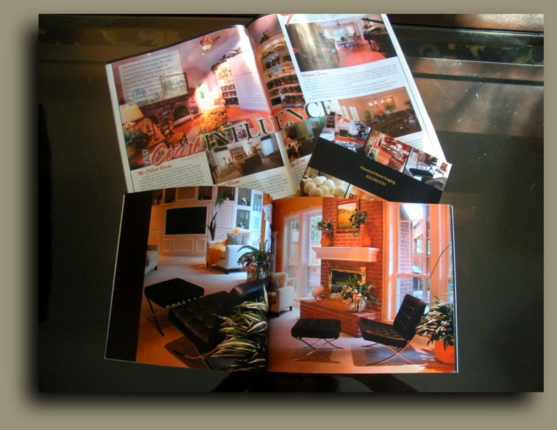 Houston Home Staging book