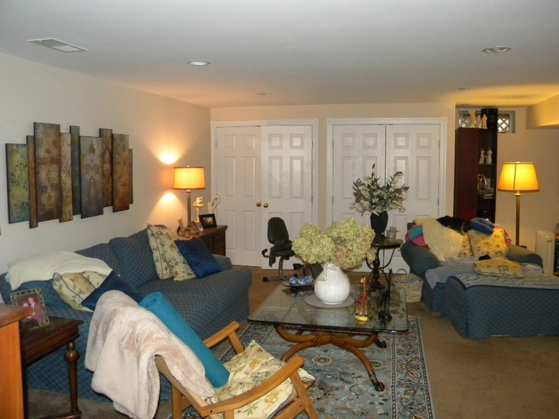 home with full in law apartment now for sale in lake ridge virginia