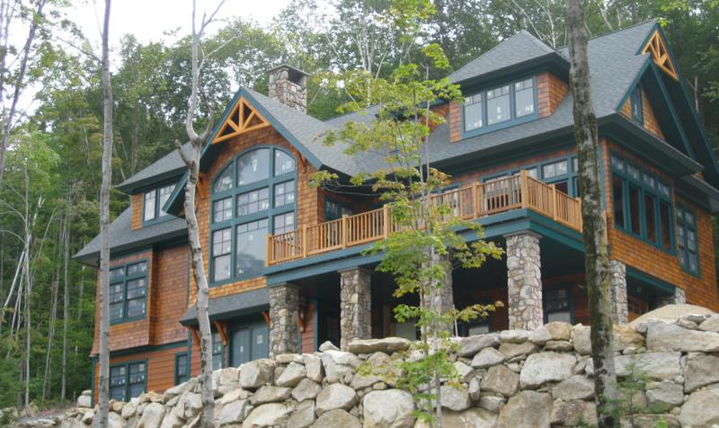 tradition of the great camps adirondack style homes