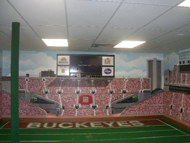 Delightful Ohio State Wall Murals Great Pictures Part 4