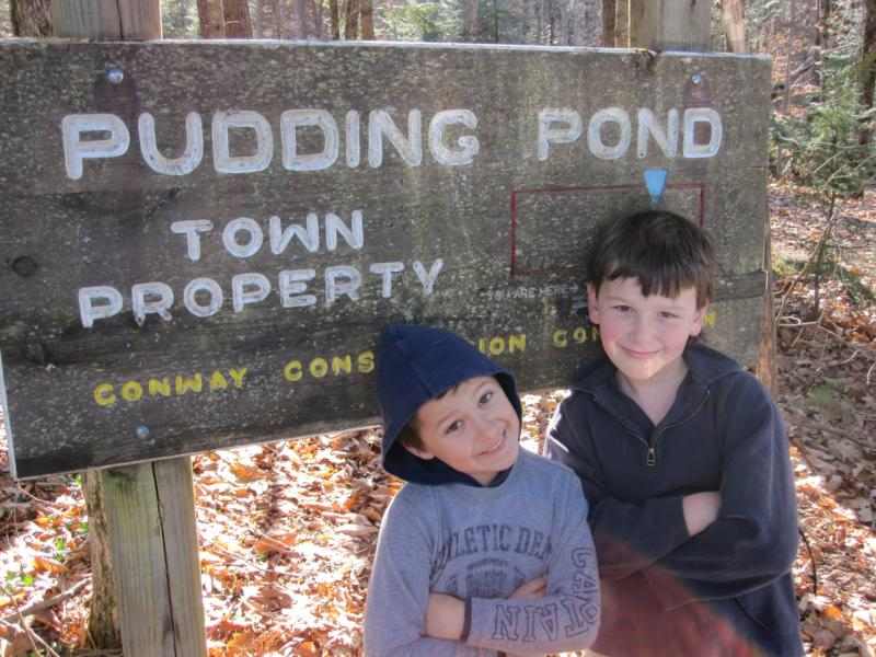 Pudding Pond