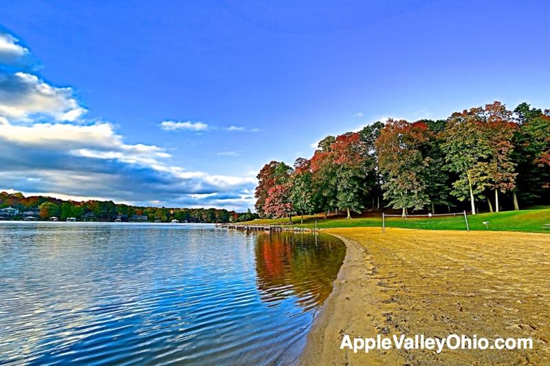 Apple Valley Lake King Beach photo by Sam Miller