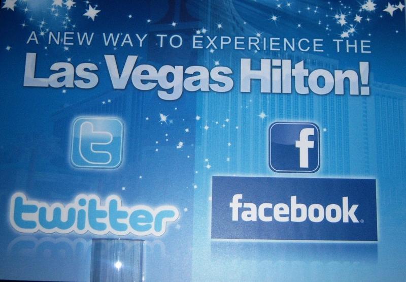 Twitter in Vegas