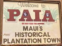 welcome to paia maui hawaii