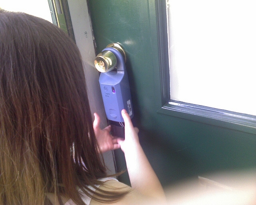 Real Estate Lock Boxes Could A Listing Agent Put Your