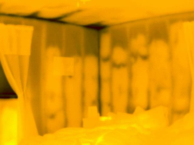 insulation inspection  infrared thermal imaging
