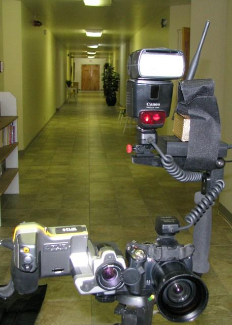 Energy Auditing Cameras