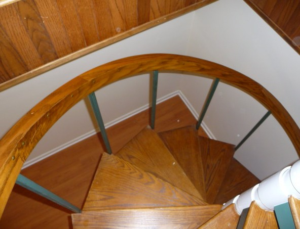 Spiral Staircase HomeRome 410-530-2400