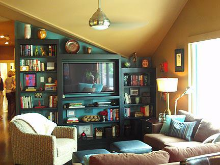 Kimble House loft