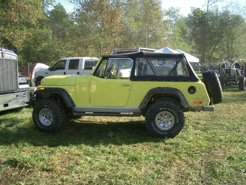 Jeepster from Dixie Run