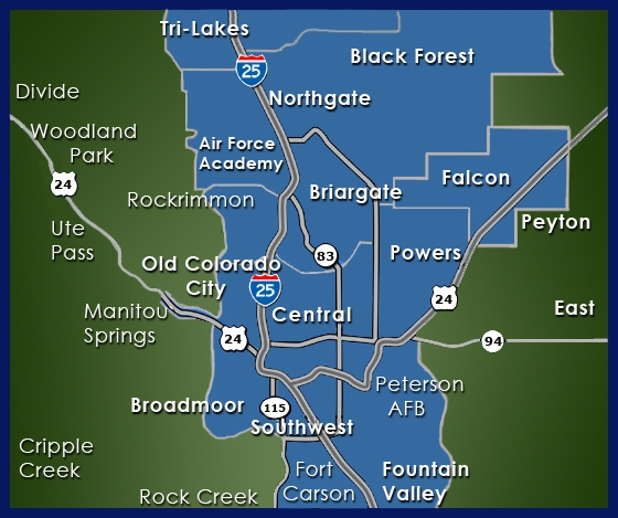 """Search Results for """"Colorado Springs Zip Code Map ..."""