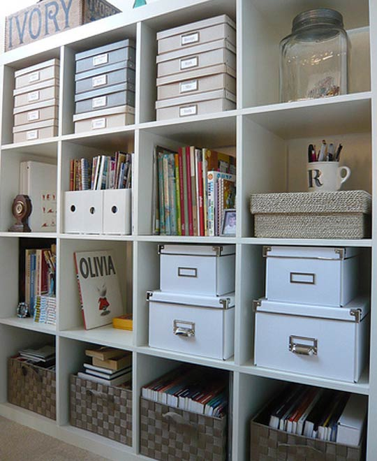 Back To The Feng Shui Basics Organizing Your Bookcases