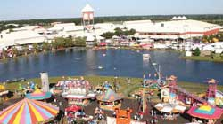 Georgia National Fair in Perry GA - Courtesy of your Warner Robins Realtor