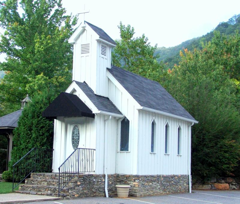 would you like to get married in maggie valley