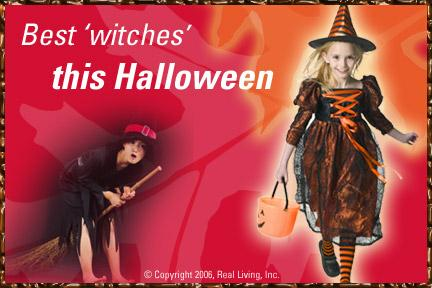 Best 'witches this Halloween