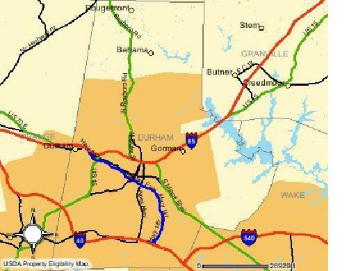 Durham County USDA
