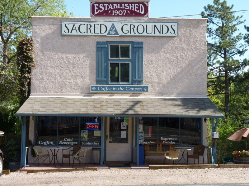 sacred grounds coffee