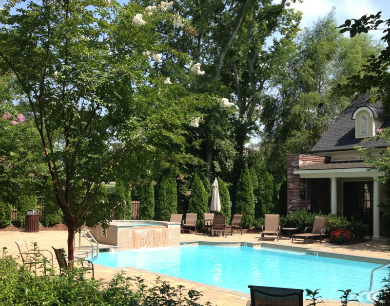 Grant Park Townhomes for Sale in Franklin TN