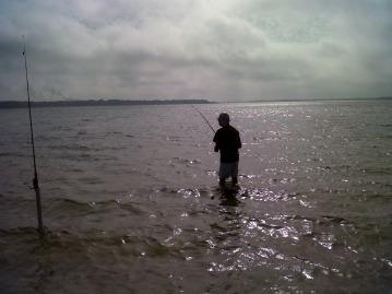 Fishing in the florida panhandle 30a and the destin gulf coast for Surf fishing destin fl