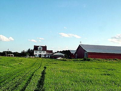 farms for sale with waterfront acreage in northern maine just happen to have one two three in
