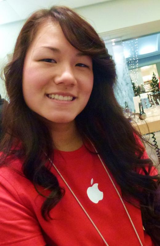 Shae- Towson Apple Store