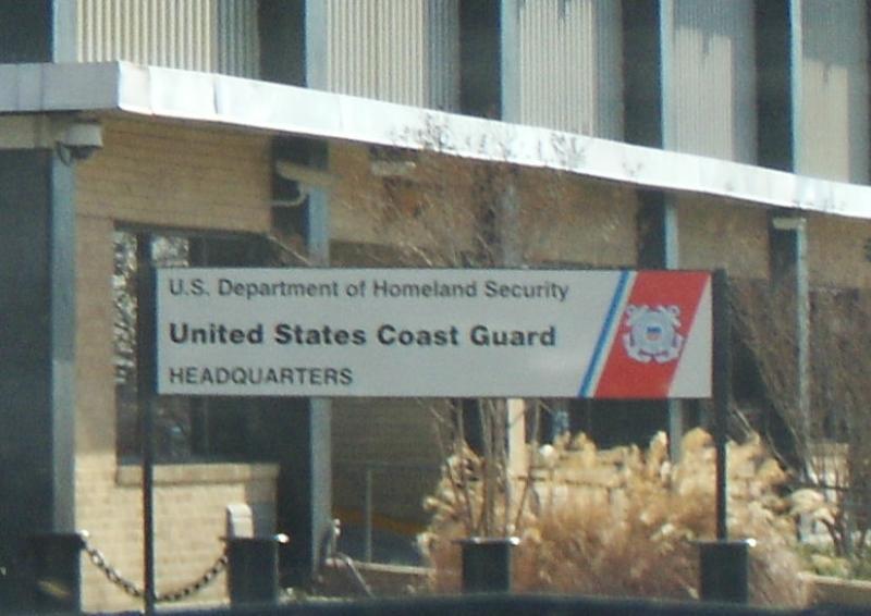 us coast guard headquarters washington dc