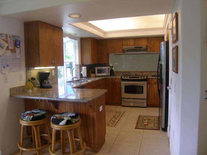 Villas of Kamalii 12 Kitchen
