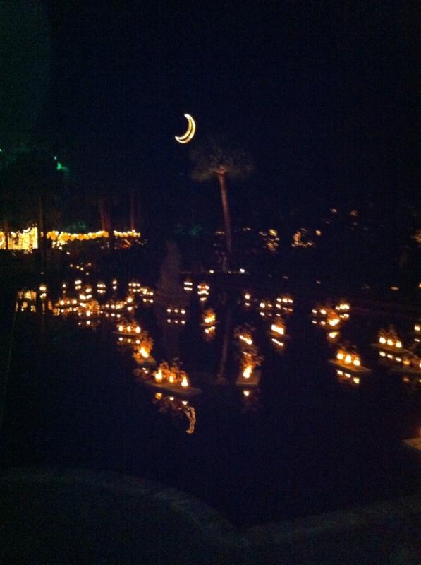 Brookgreen Gardens Night Of A Thousand Candles