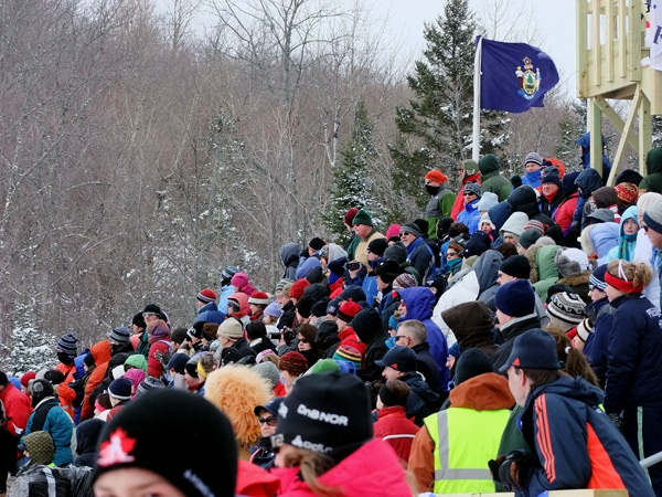 world cup biathlon fans