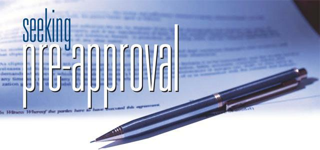 PreQual PreApproval Approval Loan Committment What Does It