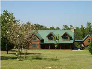 Log Cabin Home For Sale Log Cabin Water Front Log Home