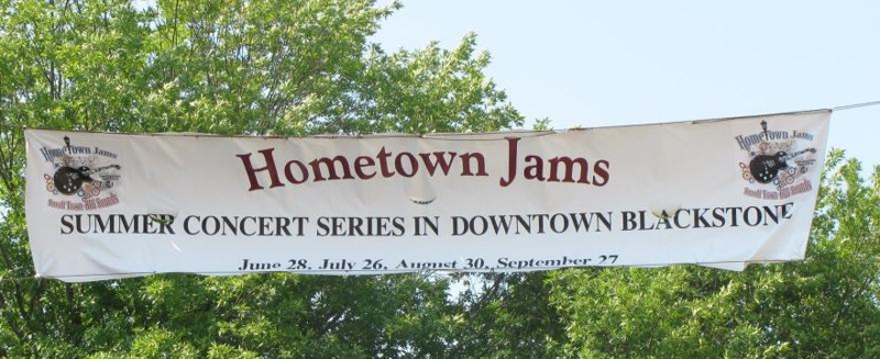 Hometown Jams 2012
