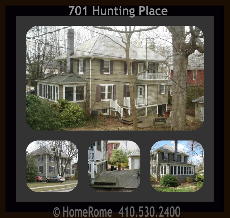 701 Hunting Place HomeRome 410.530.2400