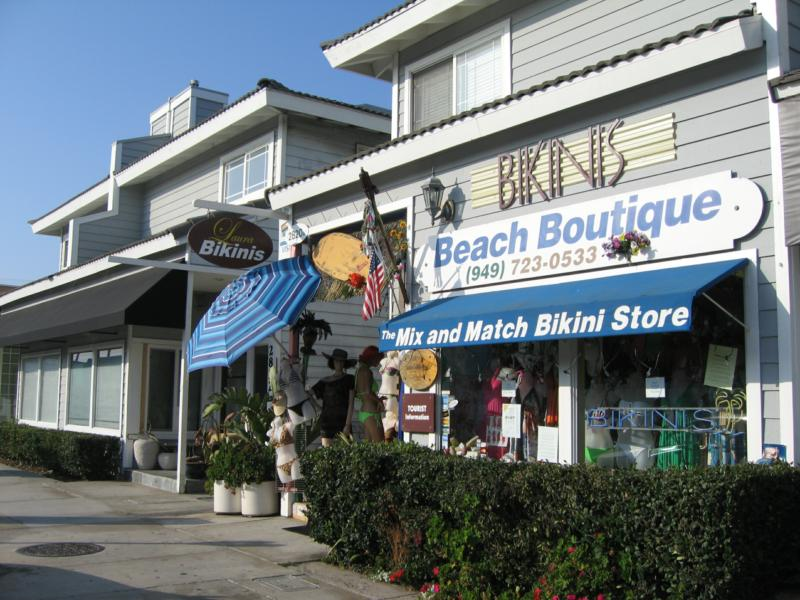 Laura's Beach Boutique - Newport Beach Bikinis